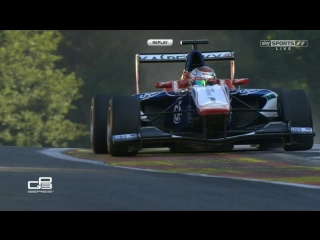 GP3 2015. Round 6. Belgium. Quali