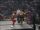 Sting Lex Luger vs Brian Pillman Arn Anderson, WCW Monday Nitro 27.11.1995