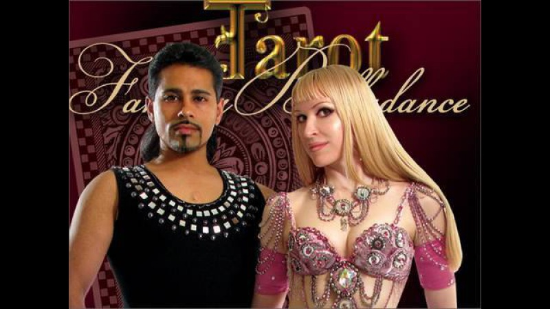 Tarot - Fantasy Bellydance DVDinstant video - WorldDanceNewYork.com - belly dance