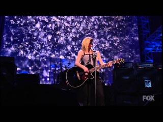 Avril Lavigne - Nobody's Home (Live @ Jingle Ball Rock 03.12.2004)