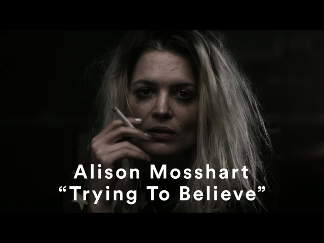 Bob Thiele The Forest Rangers - Trying To Believe (ft. Alison Mosshart) (Official Music Video)