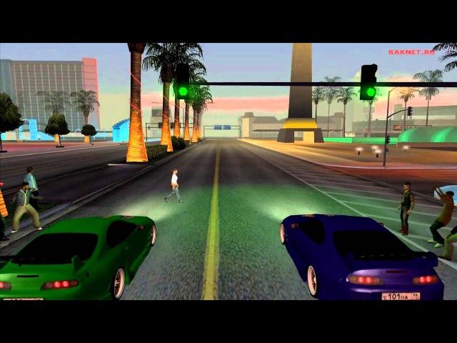 Gta San Andreas по сети! Играй на RakNet RP! » Freewka.com - Смотреть онлайн в хорощем качестве