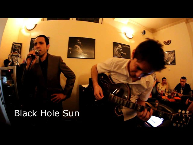 Black Hole Sun(Soundgarden cover)- Jazz Version by The Jazzifiers (Daniel Zamfir Marius Pop)