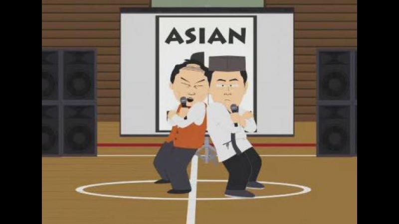 South Park - S15E06 - City Sushi