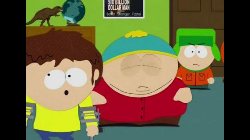 South Park - S18E06 - Freemium Isn't Free