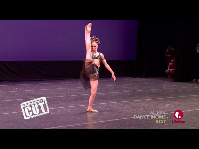 The Woods - Maddie Ziegler - Full Solo - Dance Moms: Choreographer's Cut