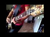 Eisbrecher - Vergissmeinnicht Guitar Cover MULTICAMERA