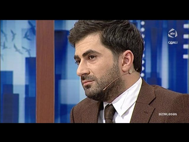 BizimleSen 27.01.2016 2/Hisse   Full HQ   (Ifrat,Talib Tale,Bextiyar,Orxan Saleh,Samir Ilqarli)