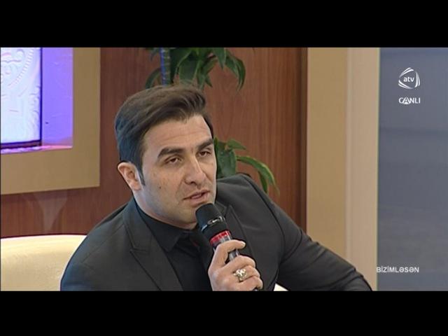 BizimleSen 27.01.2016 1/Hisse   Full HQ   (Ifrat,Talib Tale,Bextiyar,Orxan Saleh,Samir Ilqarli)