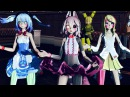 [MMD] [FNAF] Toxic [Mangle, Bonnie,Chica, and others]