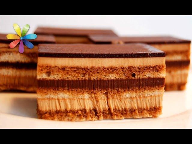Неделя знаменитых тортов со всего мира: торт Опера! – Все буде добре. Выпуск 727 от...