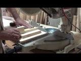 Как сделать кровать с каретной стяжкой (Часть 1)