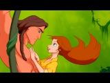 Легенда о Тарзане / The Legend of Tarzan Серия 3 - Наперегонки со временем | Disney мультфильмы про животных