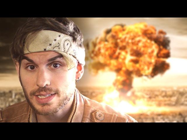 Сможете ли вы выжить в мире после ядерной войны (Fallout)? (Vsauce на русском)