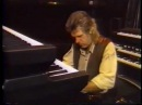 ELP BACKSTAGE 93 Pt 02a Emerson soundcheck
