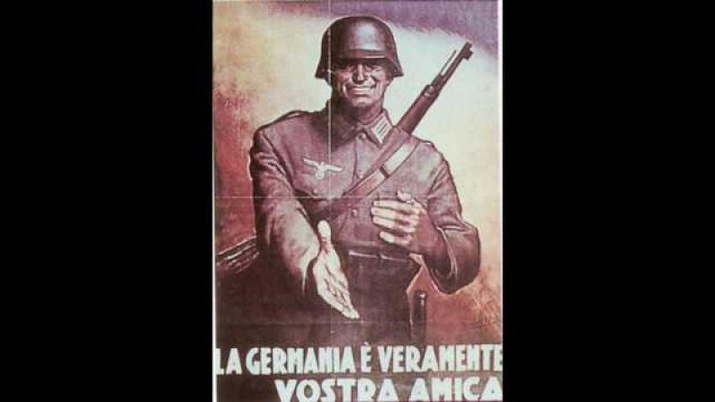 Stornelli Neri Canti Fascisti