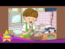 Where are you In the kitchen bedroom In the house Education English song for Kids with lyrics