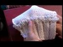 6 1 Трикотажные швы Трикотажный кеттельный шов иглой Как пришить воротник knitting