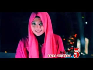 Tutorial Hijab Rai, 5 Pashmina Style