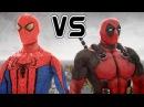 SPIDERMAN VS DEADPOOL - THE AMAZING SPIDER-MAN
