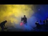 U2 Hold Me, Thrill Me, Kiss Me, Kill Me (360 Santiago) Multicam by MekVox with Ground Up's Audio