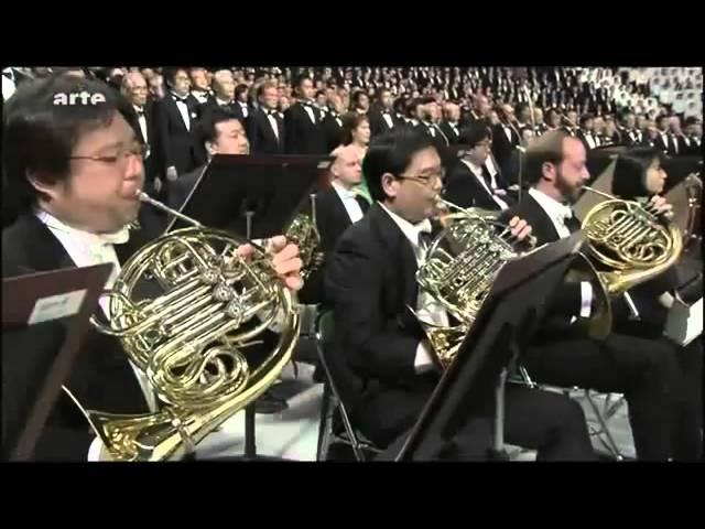 Ода к радости Людвиг ван Бетховен