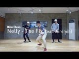 Lee Know from Stray KidsBICO Class Nelly - The Fix SOULDANCE