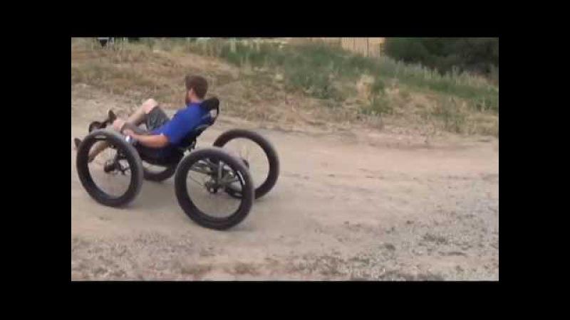 Utah Trikes Fat Cat 4 Quad