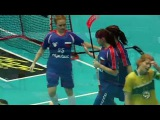 Woman's WFC 2015 (11th place ) AUS v RUS - Highlights