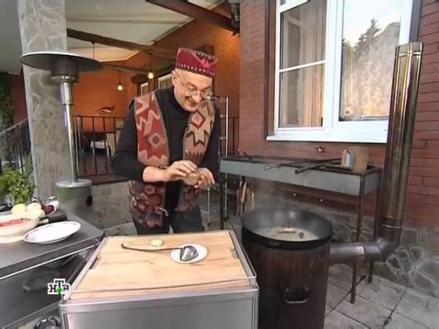 Ста́лик Ханкиши́ев шурпа из баранины