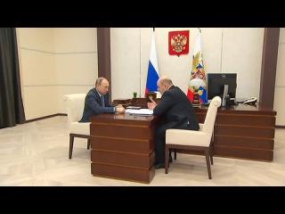 Владимир Путин поручил организовать народный контроль за налогами