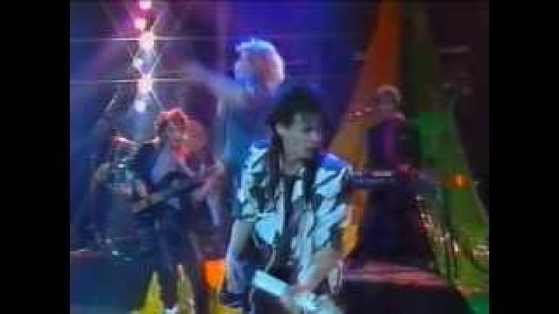 Duran Duran - The wild Boys - Peters Popshow - 1984