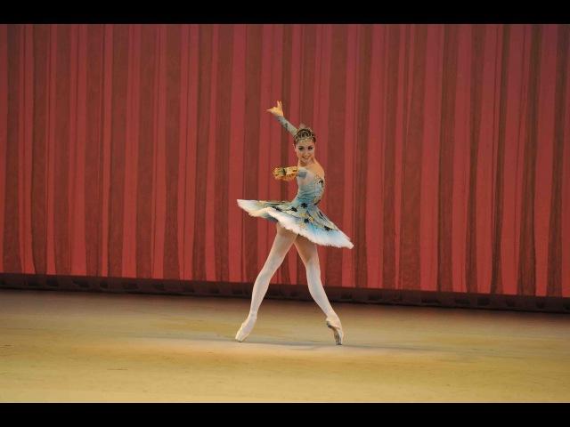 Miko Fogarty, 16, Moscow IBC, Gold Medalist Final Round - Esmeralda -