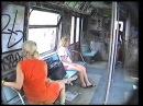 Train Ride to Coney Island in 1987