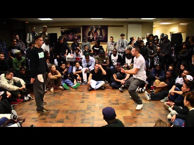Battle Break Ya Neck ''3ème Edition Battle Guest L'Eto vs Idriss ( The Cage ) » Freewka.com - Смотреть онлайн в хорощем качестве