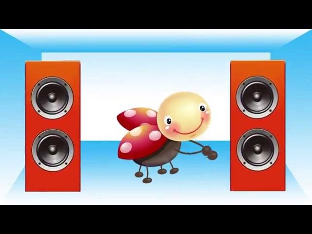 Божья коровка Мульт песенка Ladybird Kid's song Наше всё