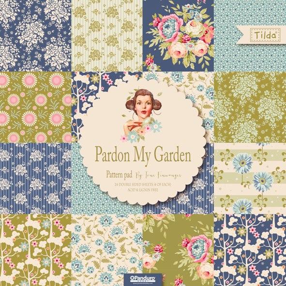 tilda pardon me garden