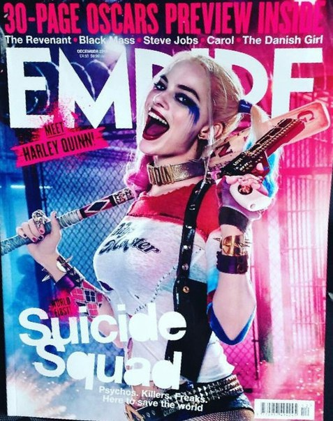 Suicide Squad Photos Featuring The Joker, Harley Quinn & More 6