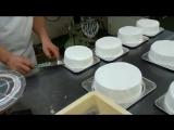 Самый простой и быстрый способ украшения торта взбитыми сливками (как украсить торт кремом)