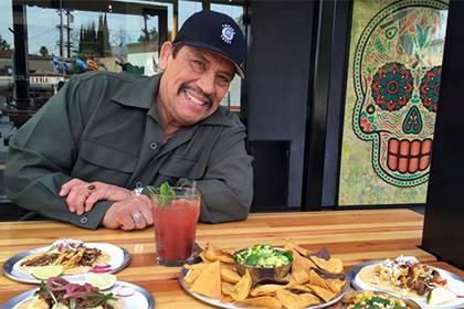 Дэнни Трехо откроет ресторан с веганскими тако