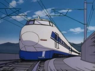 Detectiu Conan - 5 - L'explosió del tren d'alta velocitat
