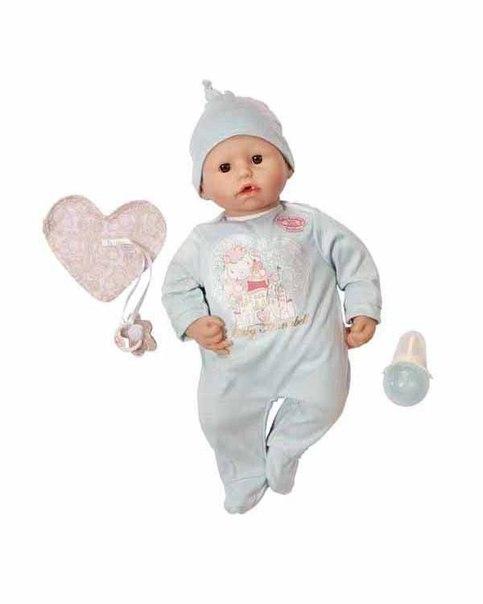 кукла baby annabell 36 см zapf creation