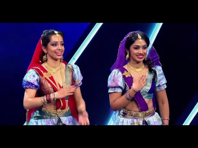 Kathak Bharatanatyam Bollywood dance I Can Do That Svetlana Tulasi Ridy