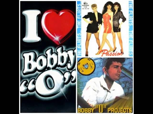 Bobby Orlando feat The Flirts - Passion (Electro Remix)