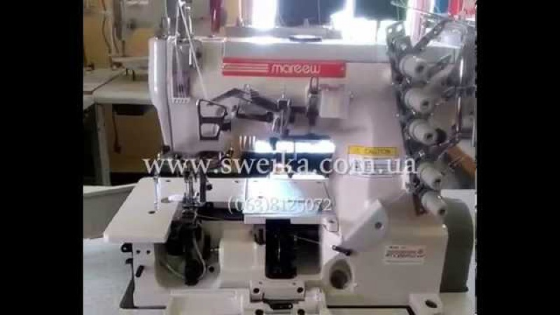 Плоскошовная машина распошивалка Mareew 500