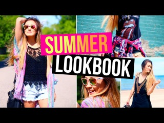 Summer Lookbook + Outfit Ideas for All Occasions! | LaurDIY