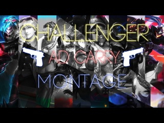 Korea Challenger AD Carry Montage (ft. SinSock)