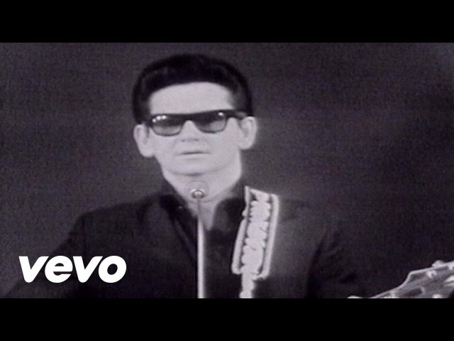 Roy Orbison - Only the Lonely (Monument Concert 1965)
