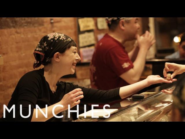 The Sushi Chef Oona Tempest and Toshio Oguma