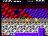 Battletoads (NES) Clinger-Winger - Level 11